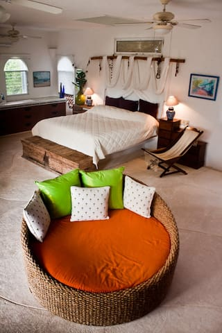 SUITE RAJKUMAL; AKUMAL BEACH - Akumal - Bed & Breakfast