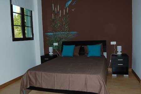 bed & bredfast  houseCASA DE LA PAU - Figueroles - Bed & Breakfast