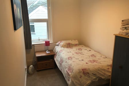 Central location, easy walk to everything!