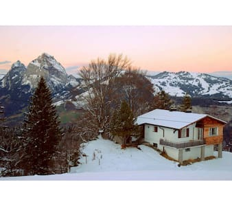 Mountain Sun Fun & Snow - Morschach - Huis