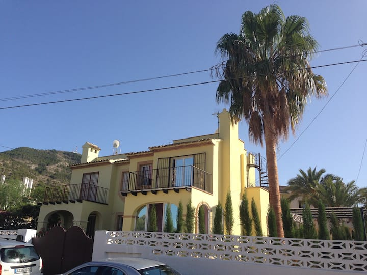 Casa Bonita en Albir