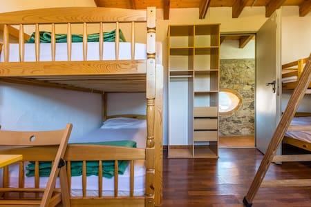 Alberg La Solana - 32 - Habitación Cuádruple (4 - 6 Plazas) - Salàs de Pallars - Lägenhet