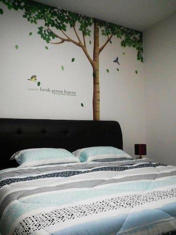 Bedroom 1 #758
