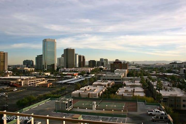 Downtown High Rise Condo - Phoenix - Condominio