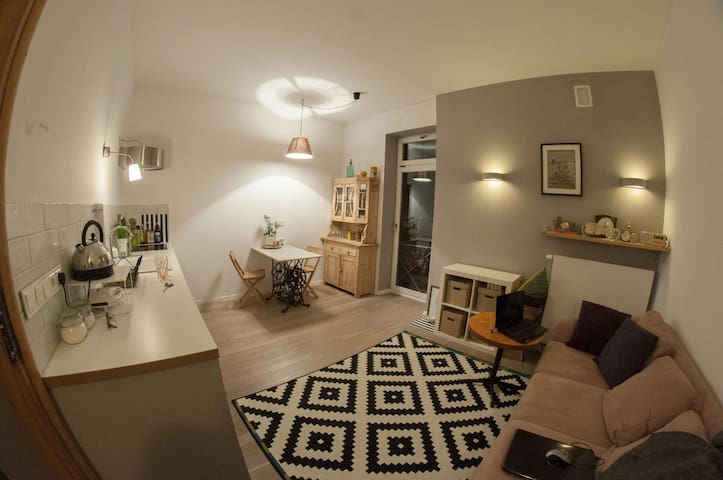 Cozy apartament for 2 - free for long may weekend - Kraków - Apartment