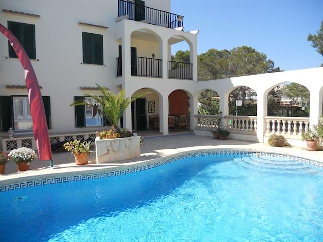 Penthousewohnung in Cala Figuera/Mallorca - Cala Figuera - Departamento