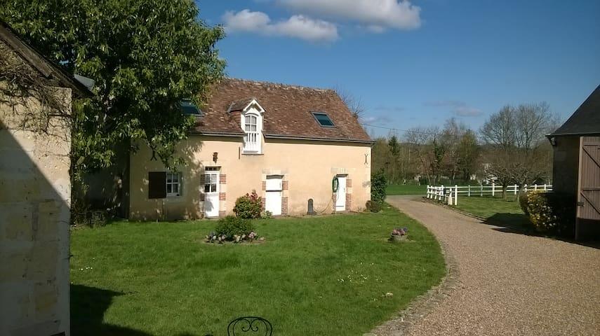 Maisonnette indépendante Sud Sarthe - Chahaignes - Wikt i opierunek