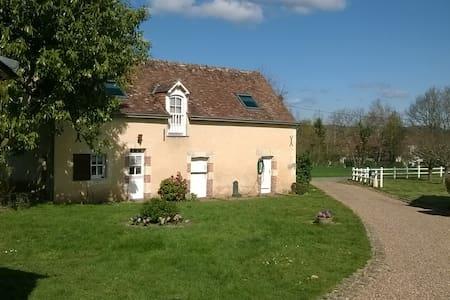 Maisonnette indépendante Sud Sarthe - Chahaignes