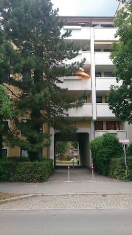 Our apartment entrance