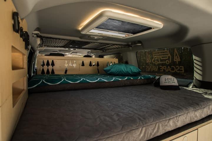 ESCAPE VANS | campervan - Malaga | Hiszpania