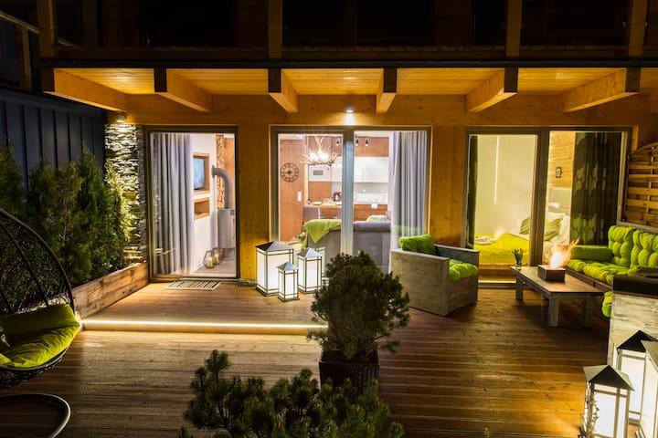 Nowy przytulny apartament & spa blisko centrum - Zakopane