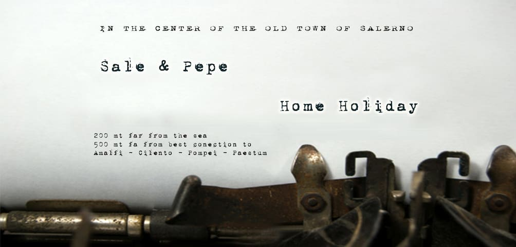 Home Holiday Sale&Pepe Salerno Center - Salerno - Ev