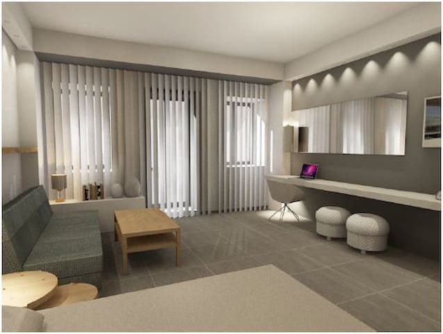 BLISS Concept Living - Ermoupoli - Apartment