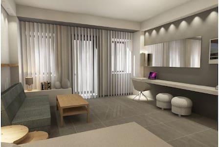 BLISS Concept Living - Ermoupoli - Apartment