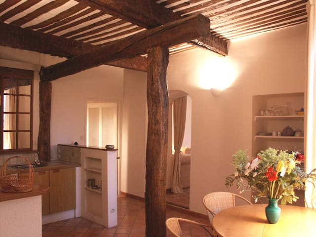 Coucou Palace, apartment in center of Lourmarin