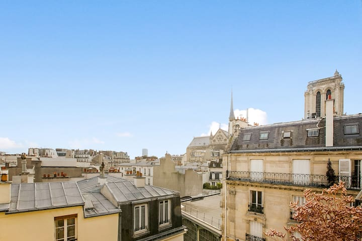 SEINE NOTRE-DAME, in the heart of Ile de la Cité - Paris - Apartment