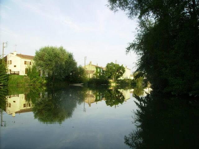 Maison typique de La Venise Verte