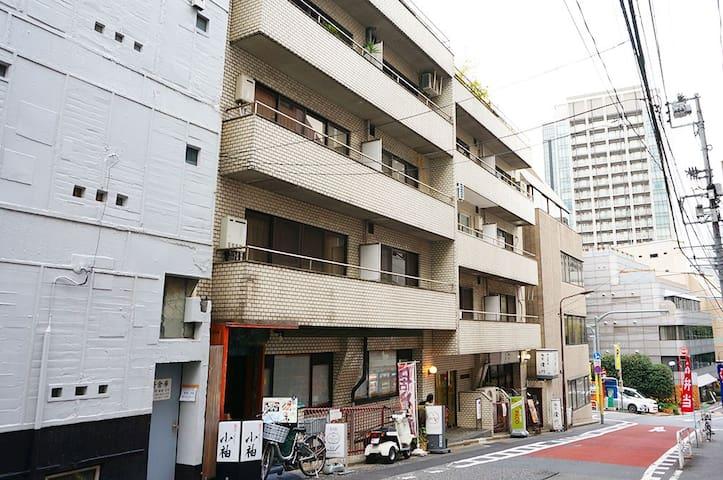 Luxury house. - Chiyoda-ku - Apartment