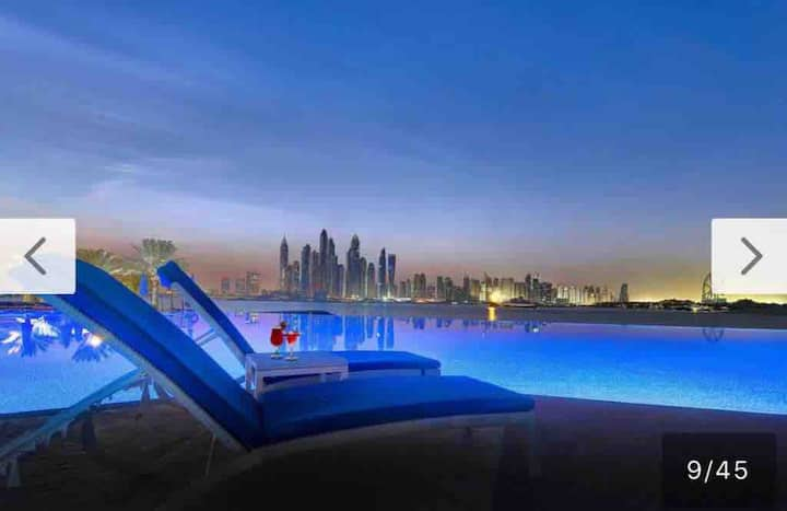 The Palm, Beachfront,Mallfront, Jumeirah Fountain