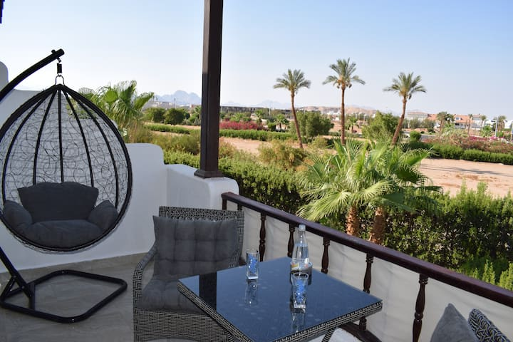 Brandnew apartment in Delta Sharm, Seaview