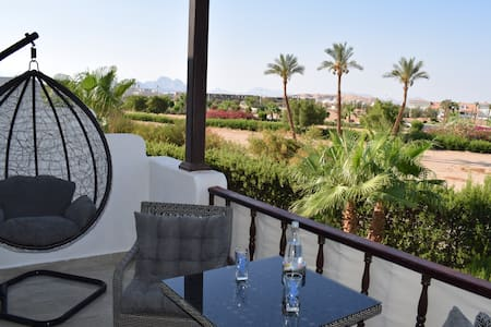 Brandnew apartment in Delta Sharm, Seaview