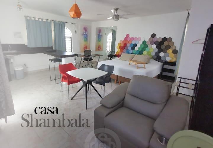 Estudio privado Casa Shambala