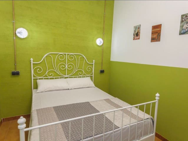 New loft- romantic room in Lloret down town