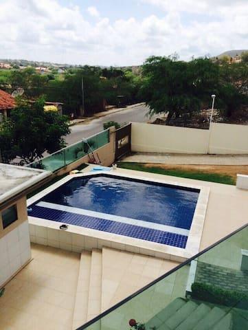 Um clima maravilhoso - Gravatá - Apartament