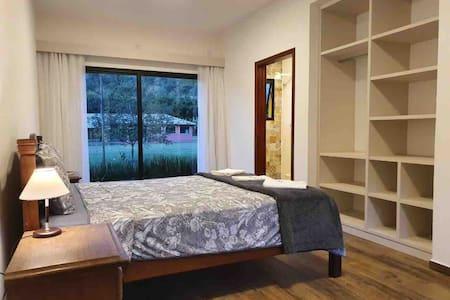 Quarto 2 Suite privativa térreo