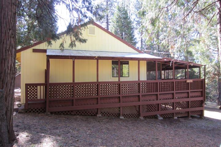 Cedar Springs Mountain Cabin - Auberry - House
