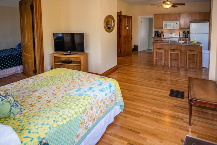 One Bedroom Suite Near the Beach & Downtown (L3)