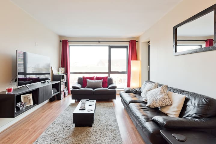 Modern 2 Bed City Centre Apartment!