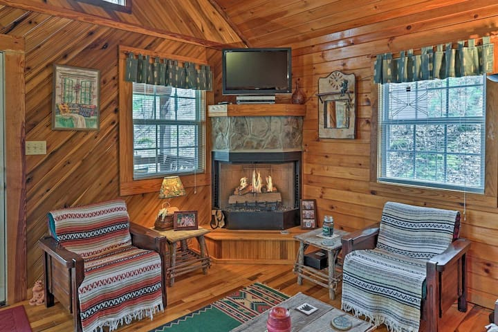 FrogSongCabin@Red River Gorge