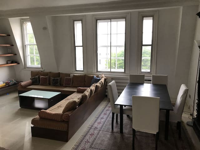 1 Bedroom in shared flat