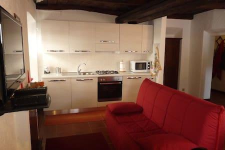 Lake Orta Apartment Cusius +parking - Orta San Giulio - 아파트