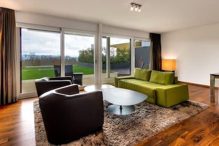 Luxus-Wohnung mit Panoramablick - Wäldi