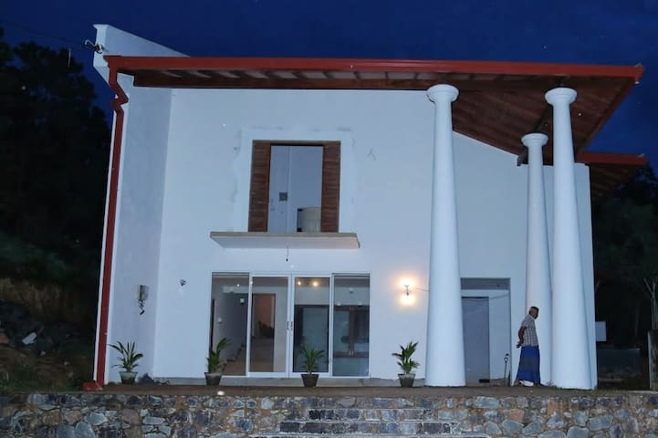 family house close to Galle town