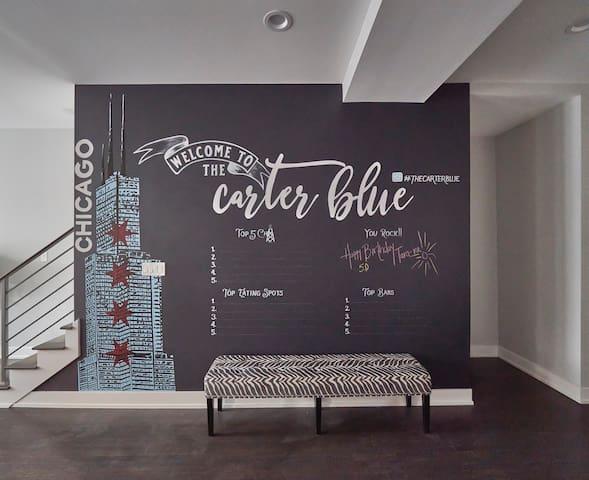 Univ of Chicago 3 bedroom cozy modern Greystone