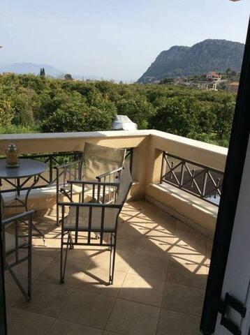 Filoxenia Apollo Apartment - Epidavros - อพาร์ทเมนท์