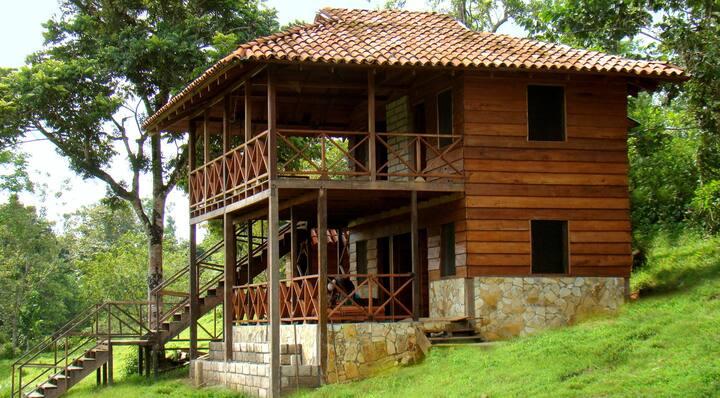 Casa rio San Juan