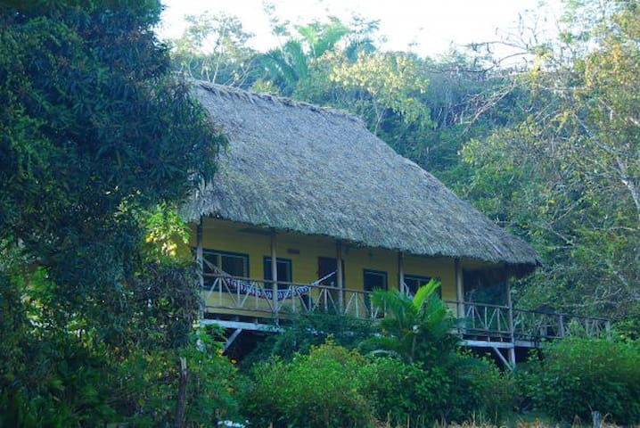 Chiquibul Ranch, Jungle Paradise - San Ignacio - Dům