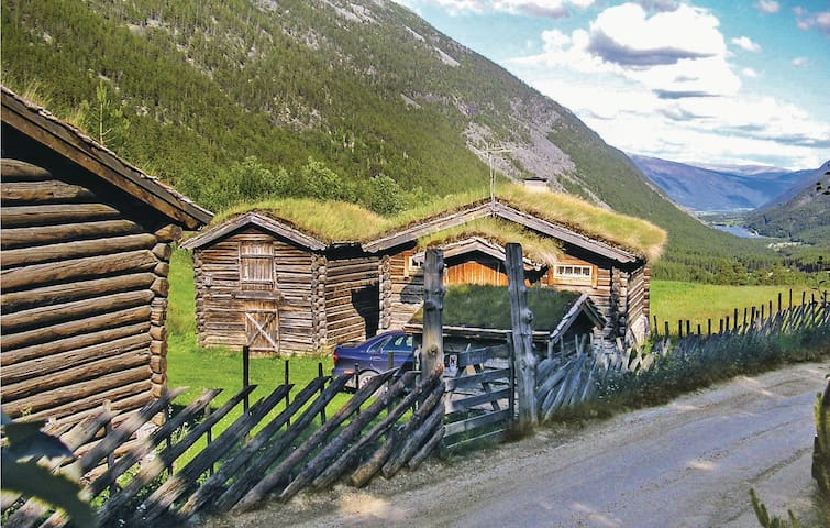 Holiday cottage with 2 bedrooms on 60m² in Vågå