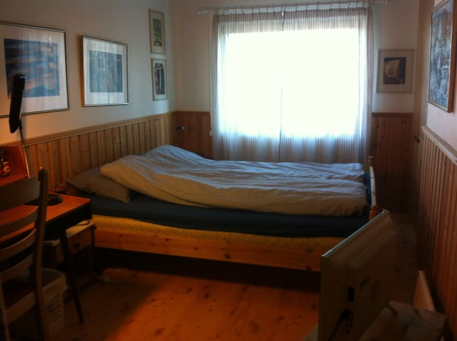 Room for 1-2 persons in Svolvær - Svolvær - Rumah