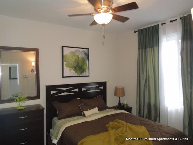 Clark 2brm fully furnished suite