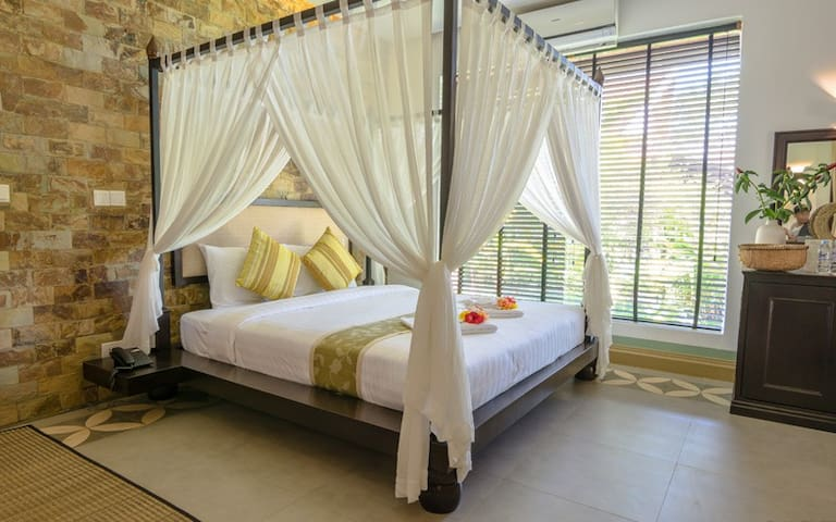 Deluxe Double Villa at Samanea Beach Resort & Spa