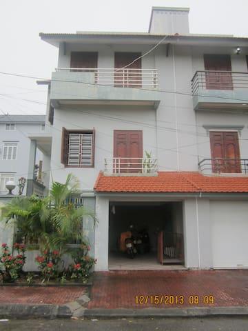 Hai Phong colonial 3 bdrm house - An Đồng - Huis