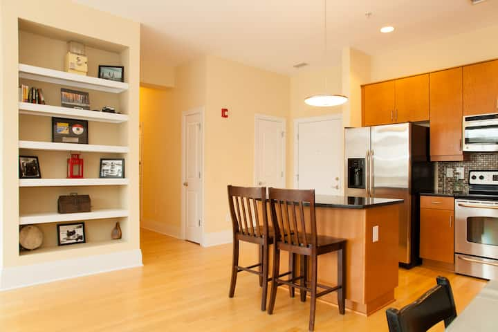 Modern Stay in Historic Wilmington