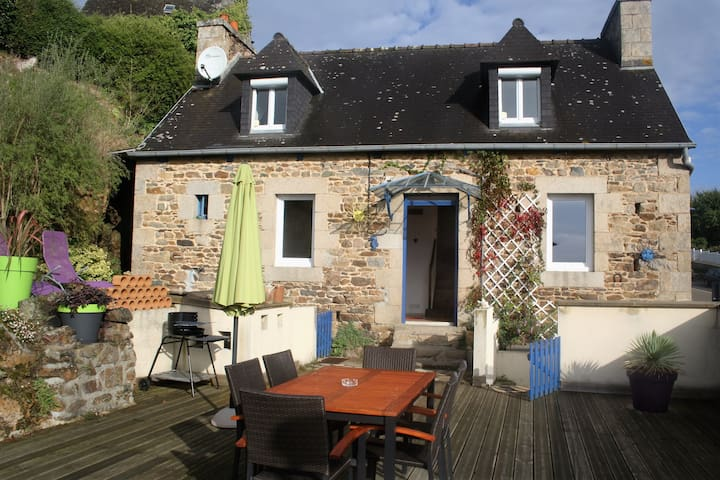 """La Maison de la plage des Craclais """"3 clés"""" - Lézardrieux"""