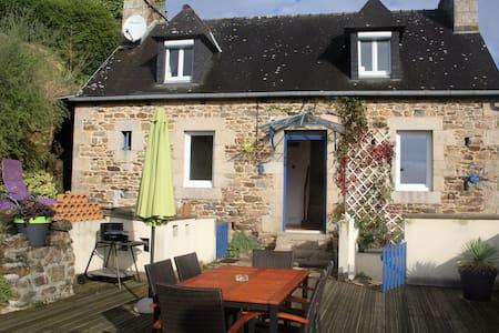 """La Maison de la plage des """"Craclais"""" """"3 clés"""" - Lézardrieux"""