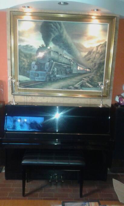 Area de piano